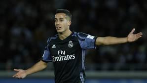 Lucas Vázquez: «Espero que James se quede»