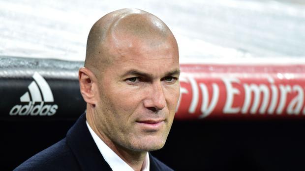 Zidane: «Han sido unos primeros 45 minutos muy buenos»