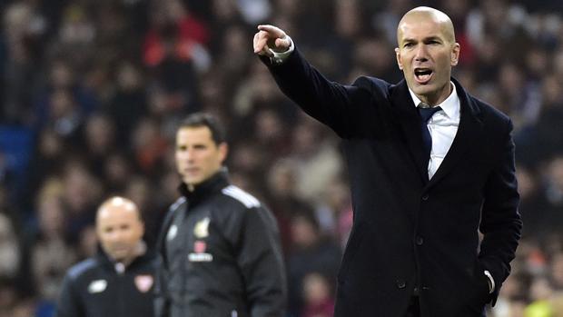 Real Madrid:  Zidane impone la puerta a cero