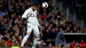 El Madrid de la Copa: Morata, James, Casilla y Asensio