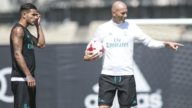 Real Madrid:  Zidane, el método revolucionario