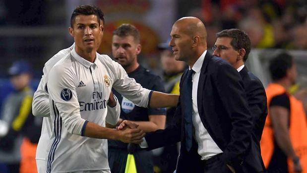Real Madrid-Manchester United:  Zidane convoca a Cristiano Ronaldo para la Supercopa de Europa