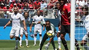 Horario y dónde ver el Real Madrid-Manchester United