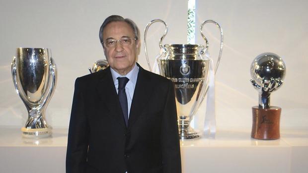 Real Madrid:  El talismán de Florentino Pérez