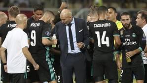 Zidane tiene la plantilla rematada