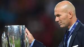 Zidane busca su séptimo título en año y medio