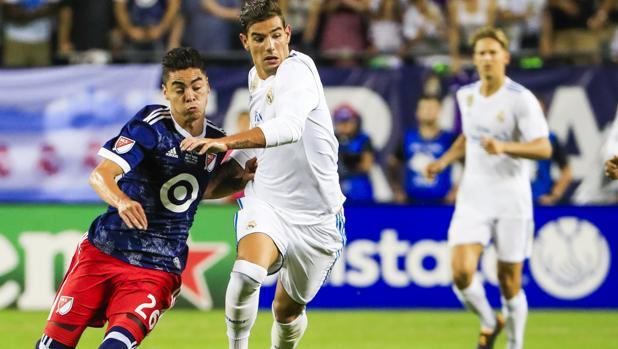 Real Madrid:  Theo maravilla