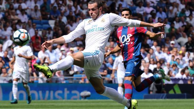 El Madrid no puede con el Levante