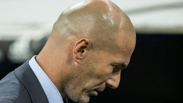 Zidane: «Jugamos mal, comenzamos sin tensión»