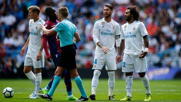 Apelación reduce el castigo a Marcelo a un partido