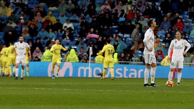 El Real Madrid ha perdido 8 puntos tras el descanso. El FC Barcelona ha ganado 15