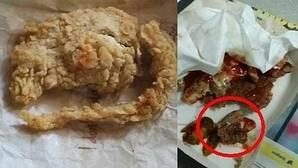 De la «rata pollo» de KFC a la «rata burguer» de McDonald's