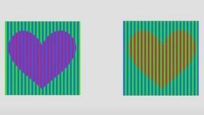 Ilusiones ópticas que se «aprovechan» de tu sistema de visión