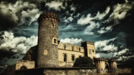 El castillo del Infierno de la colonia Güell