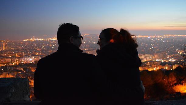 Barcelona posee lugares perfectos para pasar una velada romántica con tu pareja