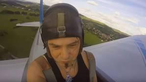 YouTube: Construye un avión monoplaza para tardar menos en llegar al trabajo