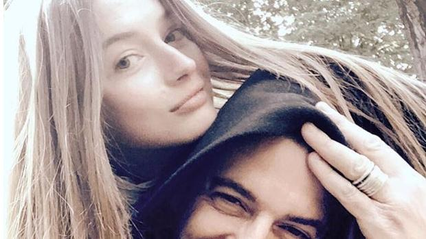 Imagen de Instagram de Gianluca y Anna