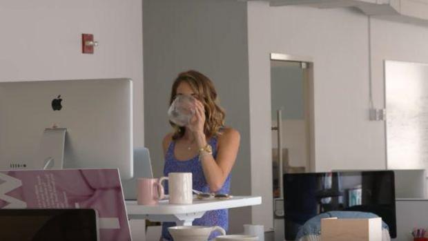 Lucie Fink ha compartido en YouTube las rutinas que hacen su día más productivo