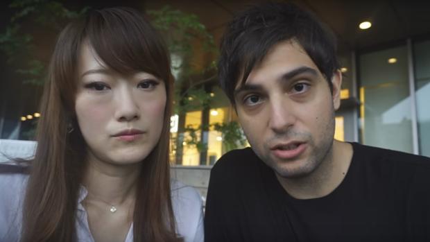Youtubers de «Japón con jamón»