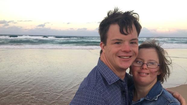Michael Cox y Taylor Anderton desean ser padres
