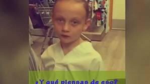 La niña de ocho años que se ha hecho viral por sus críticas al sexismo en la moda