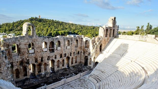 Atenas es la ciudad perfecta para los turistas amantes del arte clásico