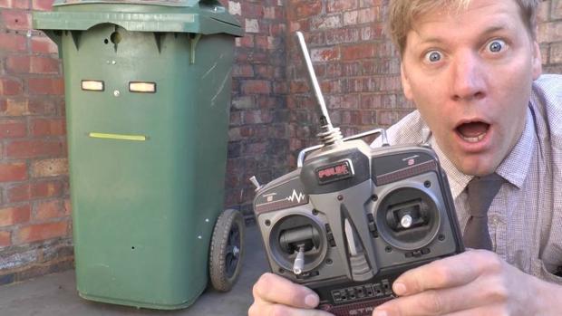 YOUTUBE:  El inventor más loco de YouTube