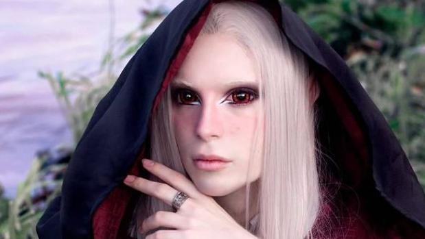 Luis Padrón, primer elfo en la vida real