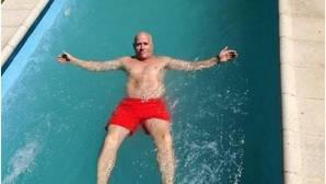 El español que ha inventado el agua donde no te puedes ahogar