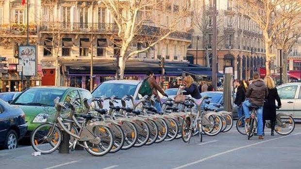 Montar en bicicleta mejora nuestra salud cardiovascular