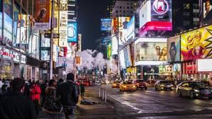 Nueva York, la 'ciudad que nunca duerme'. ¿Será por el exceso de luz?