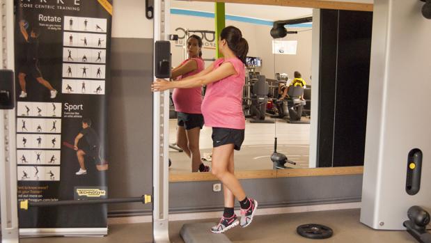Coger fuerza en las piernas, fundamental para sobrellevar mejor el peso