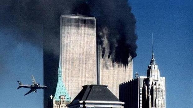Atentado contra las Torres Gemelas de Nueva Yokr el 11 de septiembre de 2001