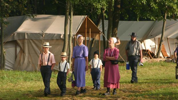 Familia Amish