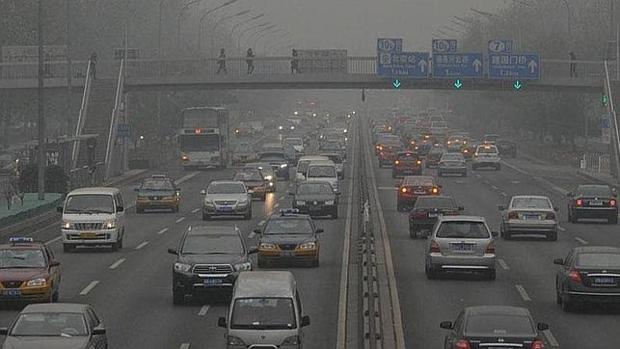 El humo diésel podría aumentar el riesgo de ELA