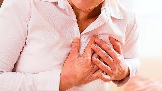 El calentamiento global aumentará el riesgo de sufrir un infarto agudo de miocardio