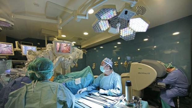 Da Vinci, las manos más firmes del cirujano