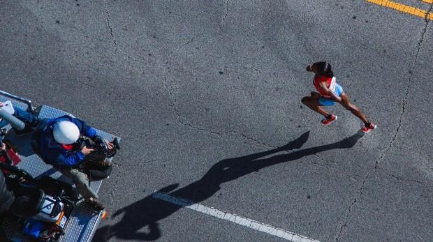 El estudio se hizo entre corredores amateurs