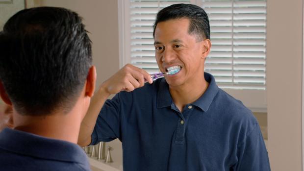 La periodontitis es inflamación de las encías