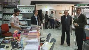 Acaba el hacinamiento de los juzgados mercantiles tras su traslado a Viapol