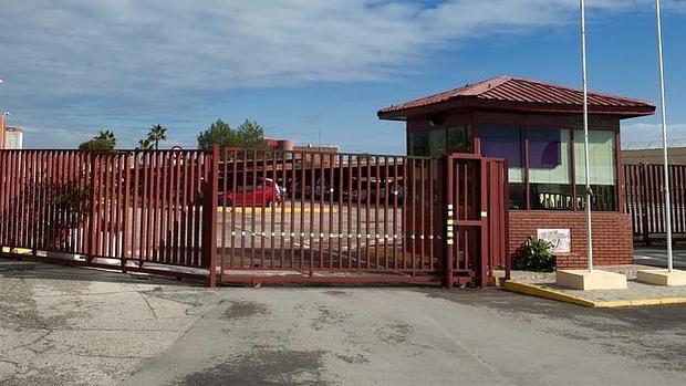 Vista de la cárcel de Sevilla 1
