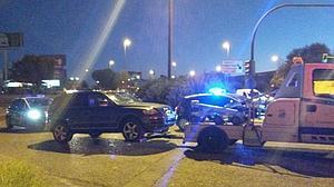 Muere tras ser tiroteado antes de pedir auxilio en una gasolinera de la Ronda Urbana Norte