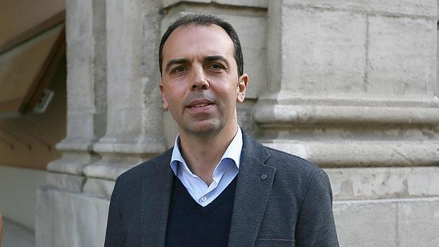 El portavoz municipal de Ciudadanos Sevilla, Javier Millán