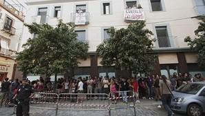 A juicio cuatro okupas de la Corrala Alegría, el bloque de viviendas asaltado en la calle Feria