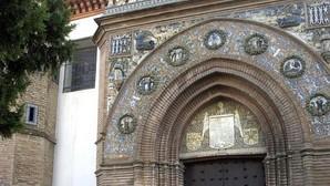 Se acometerán «obras de conservación» en la portada gótico mudéjar del monasterio de Santa Paula