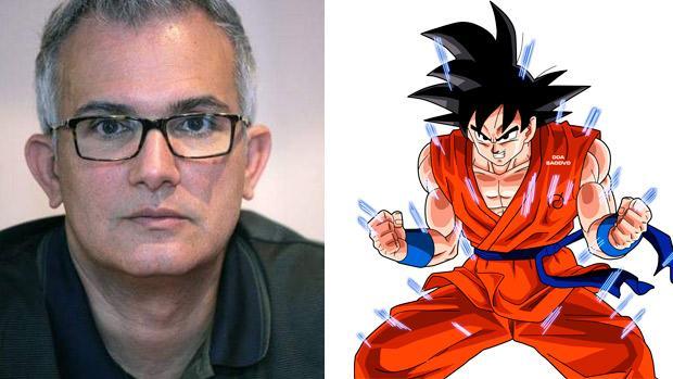 Goku se enfada con el estudio de grabaci n sevillano que - Jose antonio gavira ...