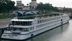 «La Belle de Cadix», el crucero más fiel a Sevilla