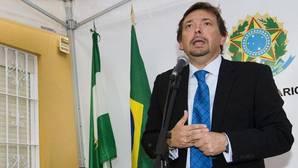 Brasil destituyó a Ballesteros como cónsul honorario por irregularidades en su gestión