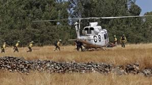 La Guardia Civil busca al pirómano de El Castillo de las Guardas