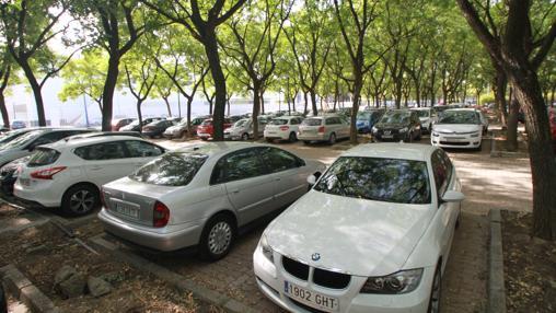 El parking ha abierto de forma progresiva desde finales de agosto